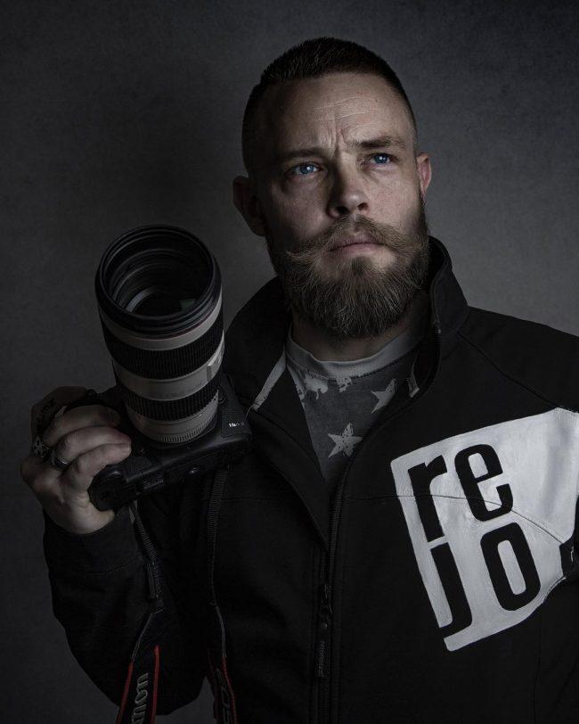 Full Beard # 58