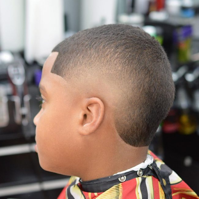 Perfect Fade for Buzz Cut