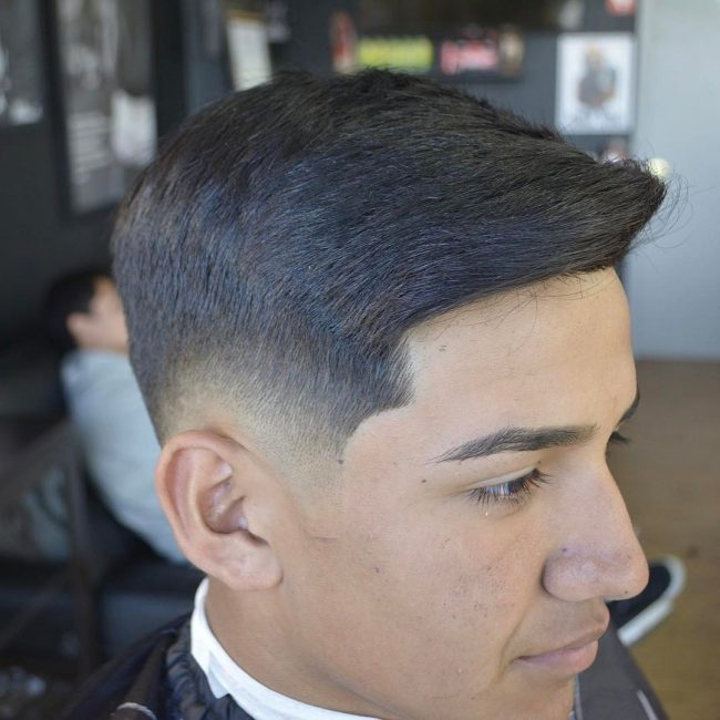Line Up Hairstyles 33