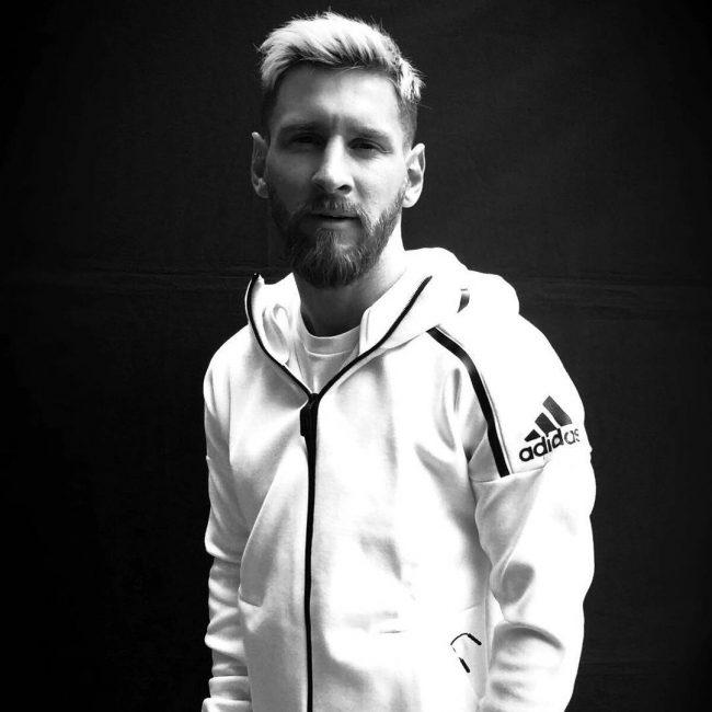 Messi haircuts 22