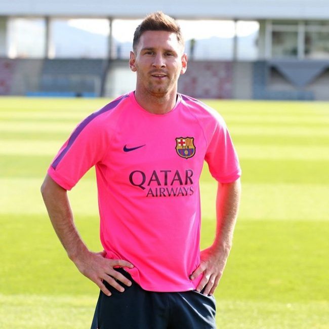 Messi haircuts 25