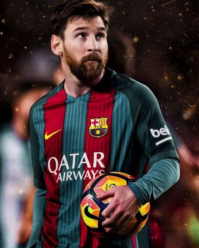 Messi haircuts 28