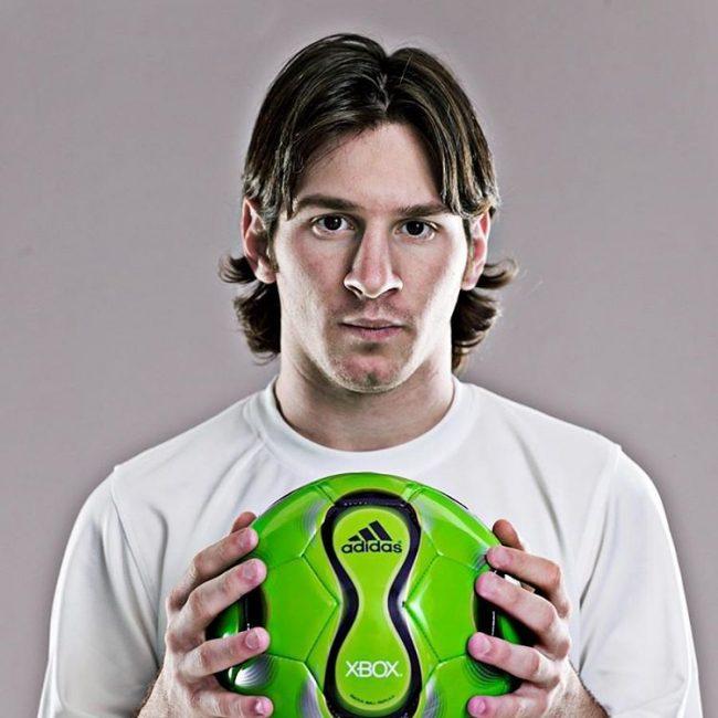 Messi haircuts 29