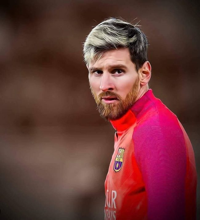 Messi Haircut Images - The Best Hair Of 2017