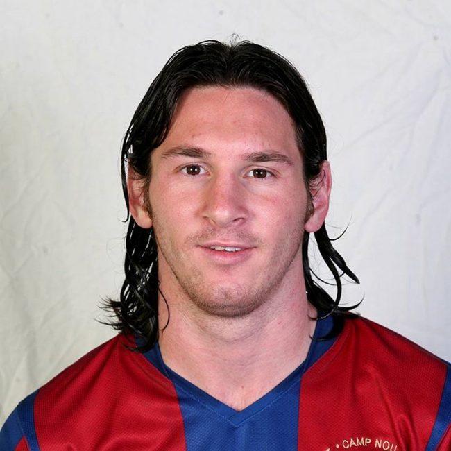 Messi haircuts 32