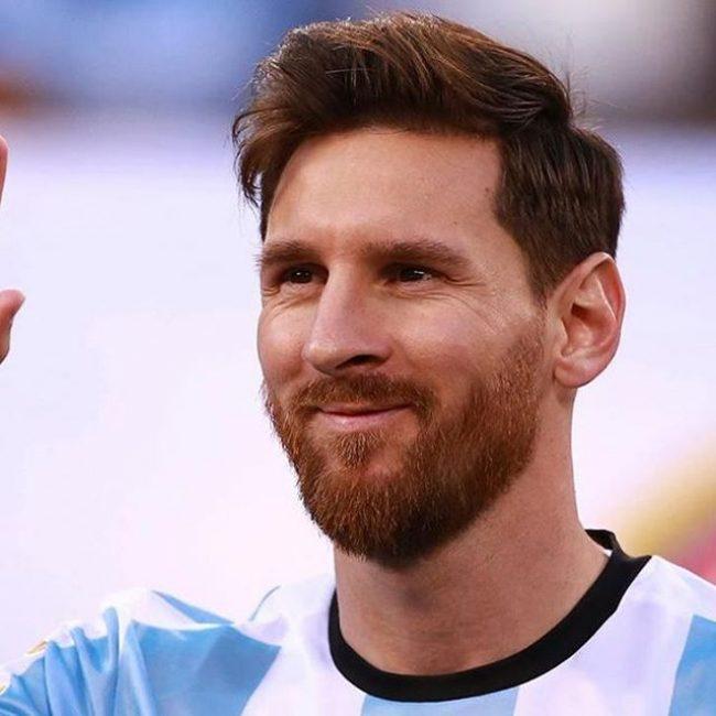 Messi haircuts 33