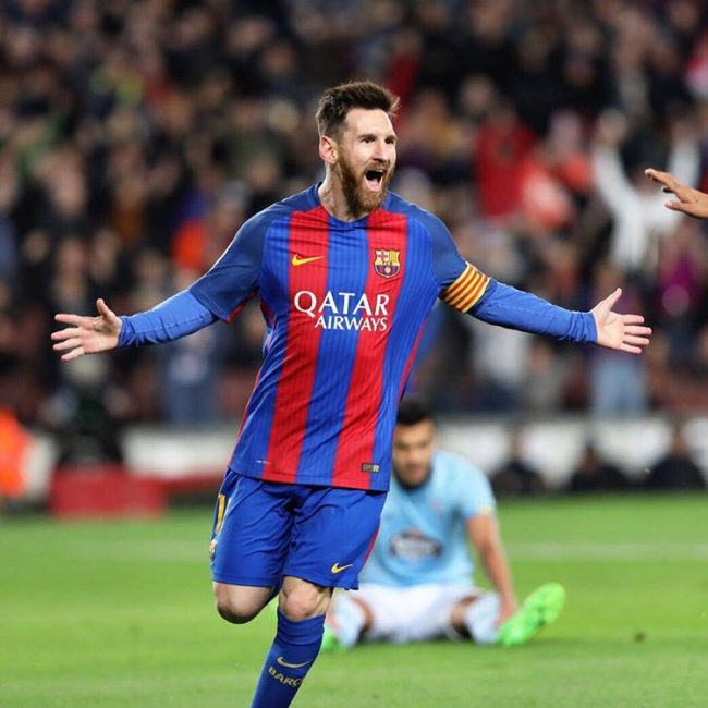 Messi haircuts 37