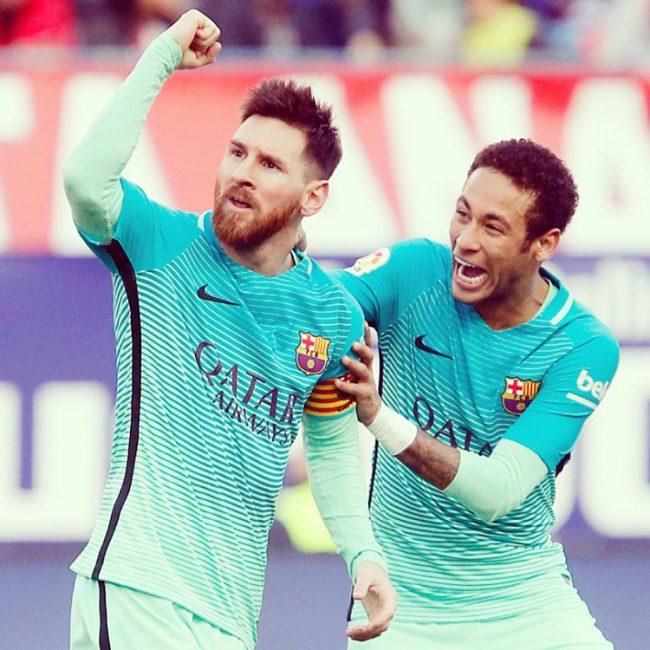 Messi haircuts 40