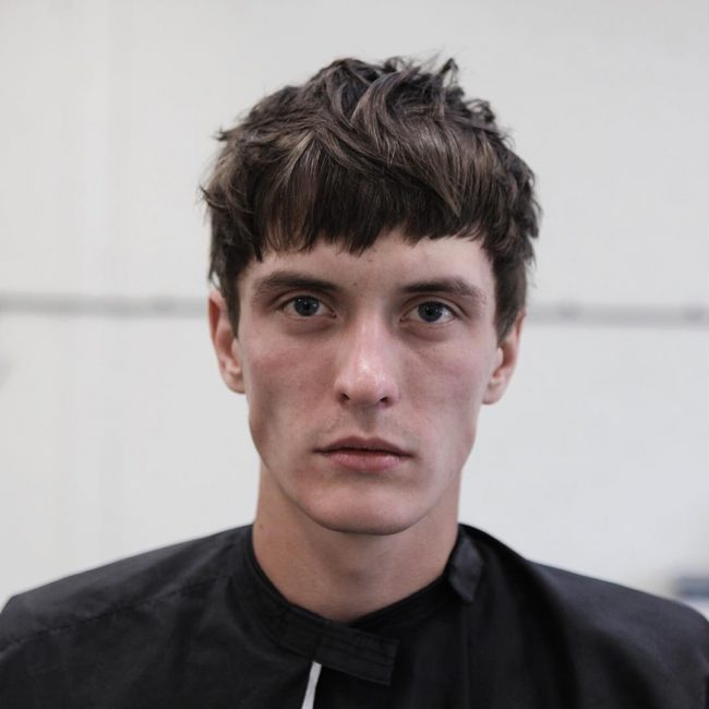 Modern Bowl Cut Variation