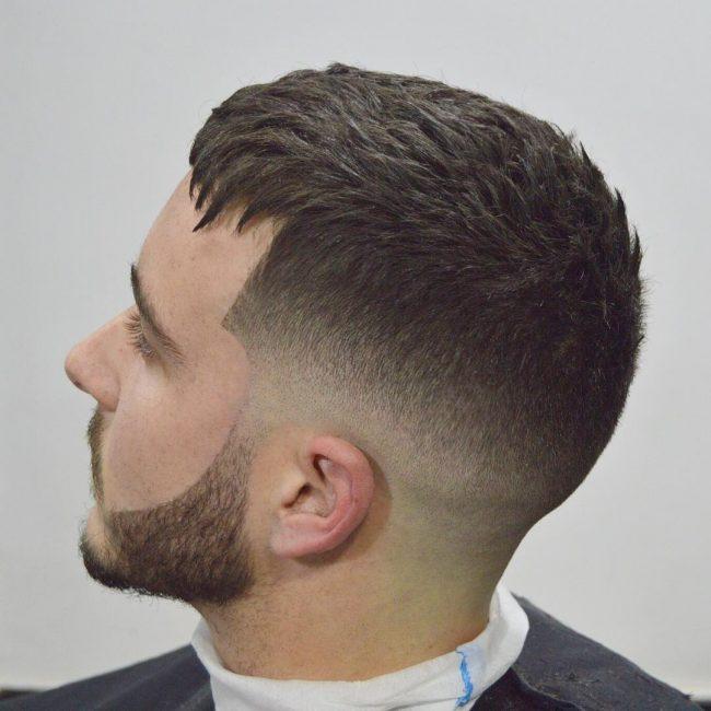 Nazi Haircuts 45