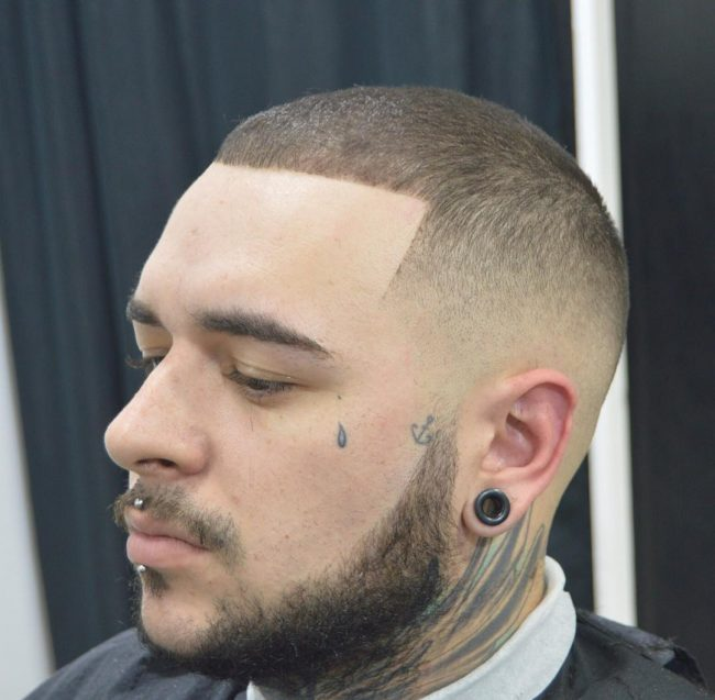 Nazi Haircuts 47