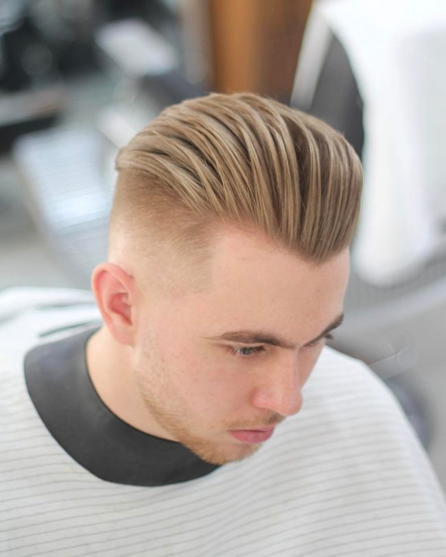 50 Dashing Nazi Haircuts 2018 Military Inspired Looks