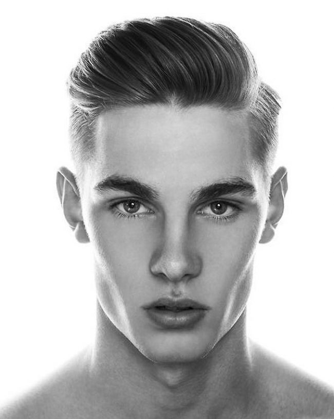 Incredible 25 Vintage 192039S Hairstyles For Men Classic Look For Gentlemen Short Hairstyles For Black Women Fulllsitofus