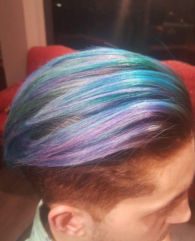 Pony Pastel Hair