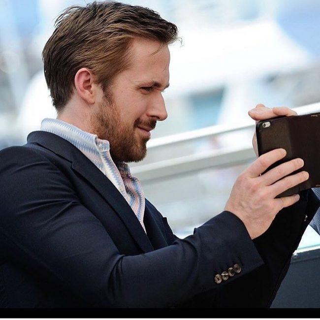 Ryan Gosling Haircuts 23