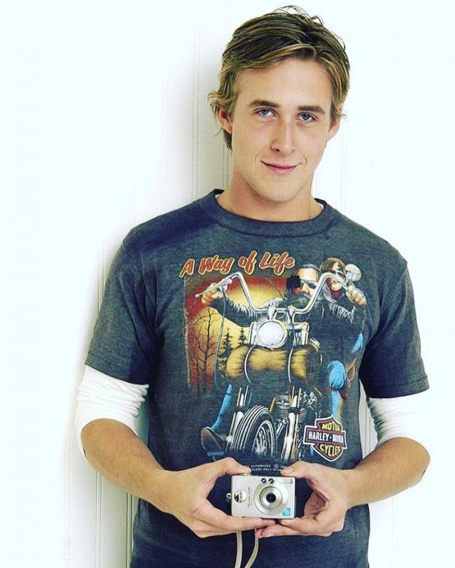 Ryan Gosling Haircuts 24