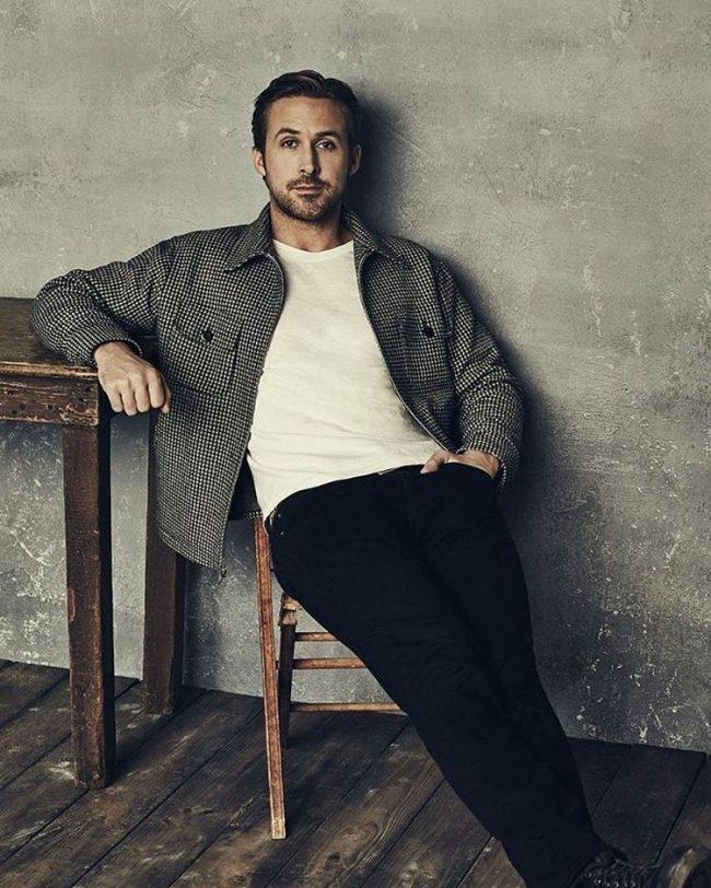 Ryan Gosling Haircuts 28