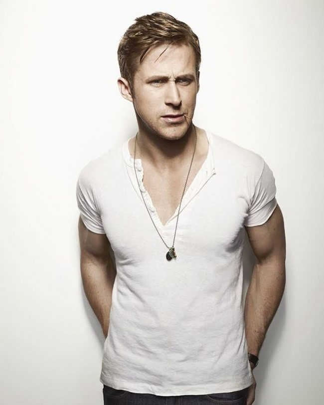 Ryan Gosling Haircuts 39
