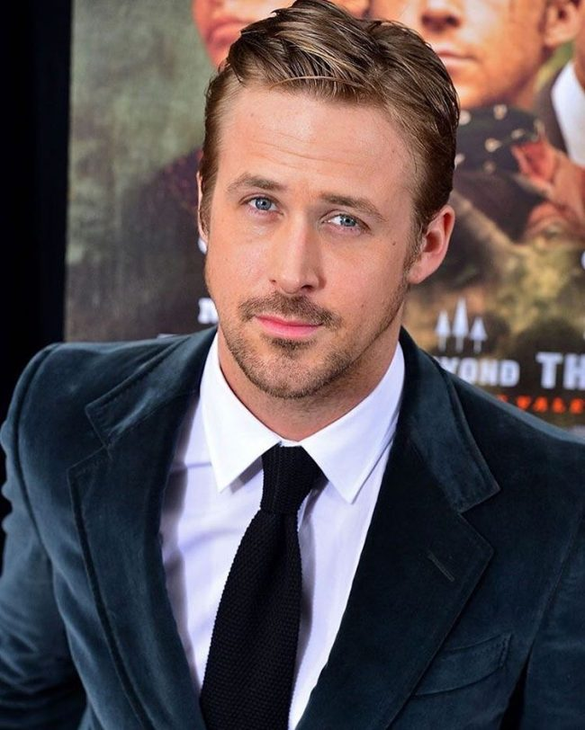 Ryan Gosling Haircuts 44