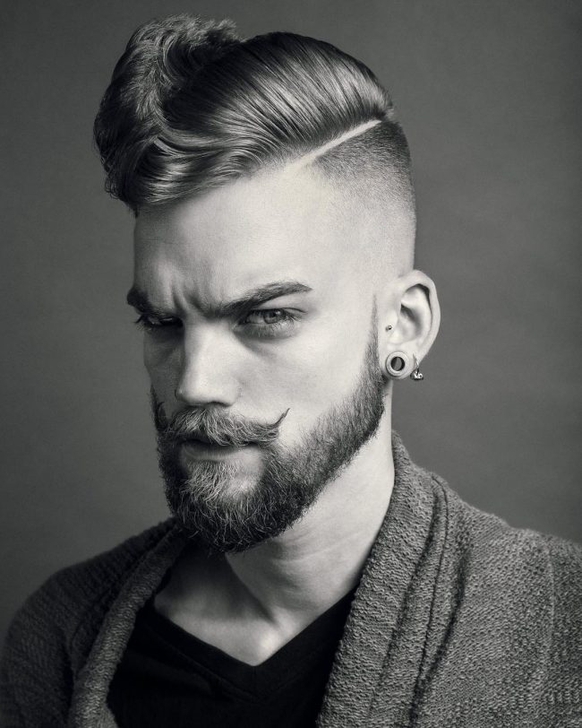 Cool curly short hairstyles for men
