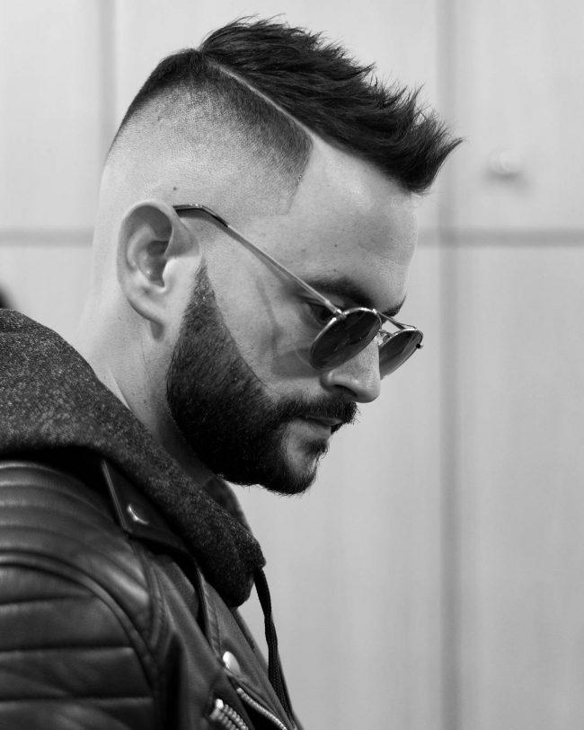 Short Beard Styles 75