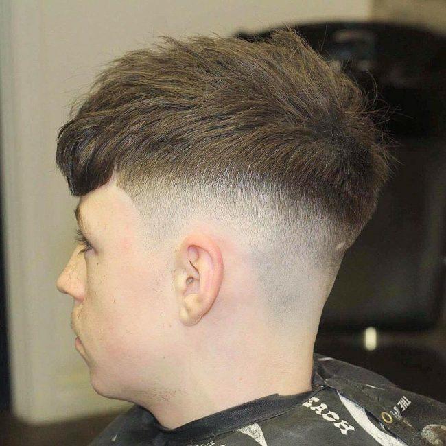 Tape up Haircut 31