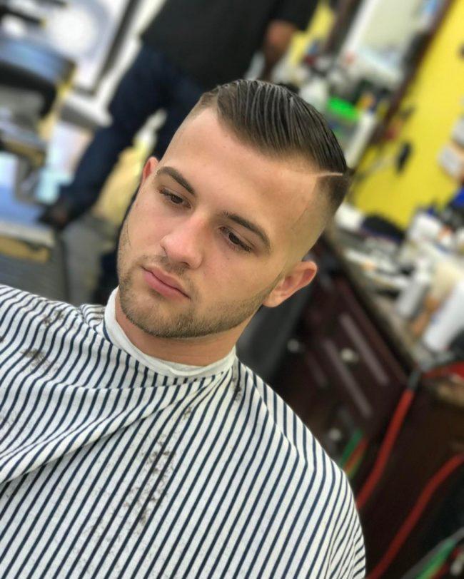 Tape up Haircut 39