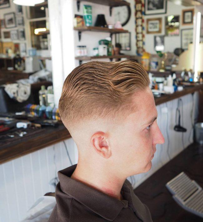 Tape up Haircut 41