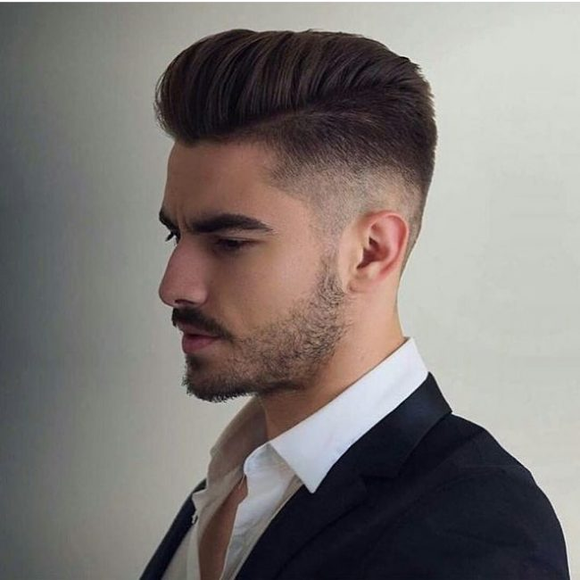 Tapered Back Comb