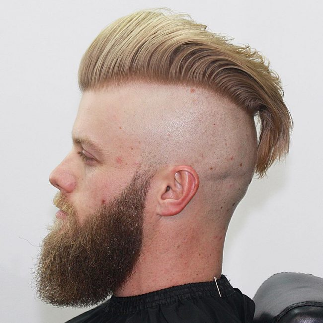 Tapered Mohawk