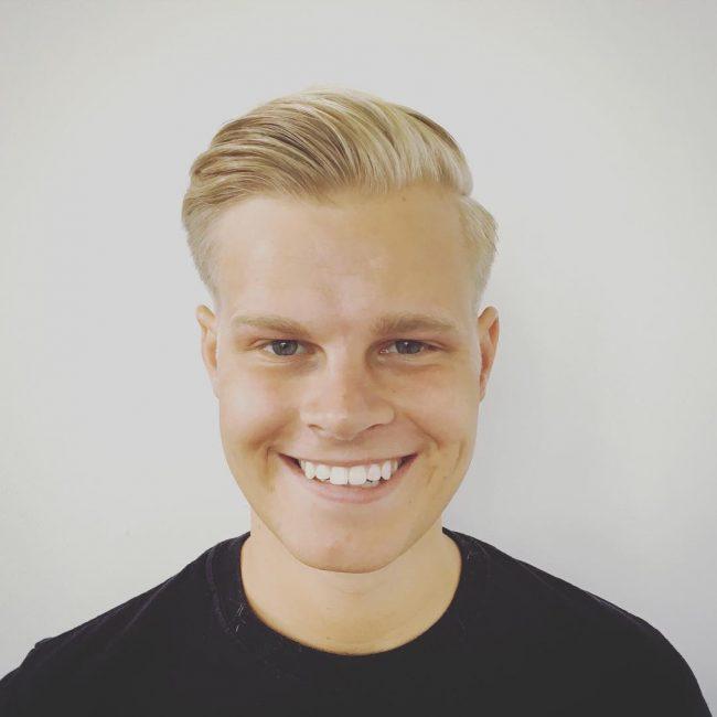 The Blonde Gentleman