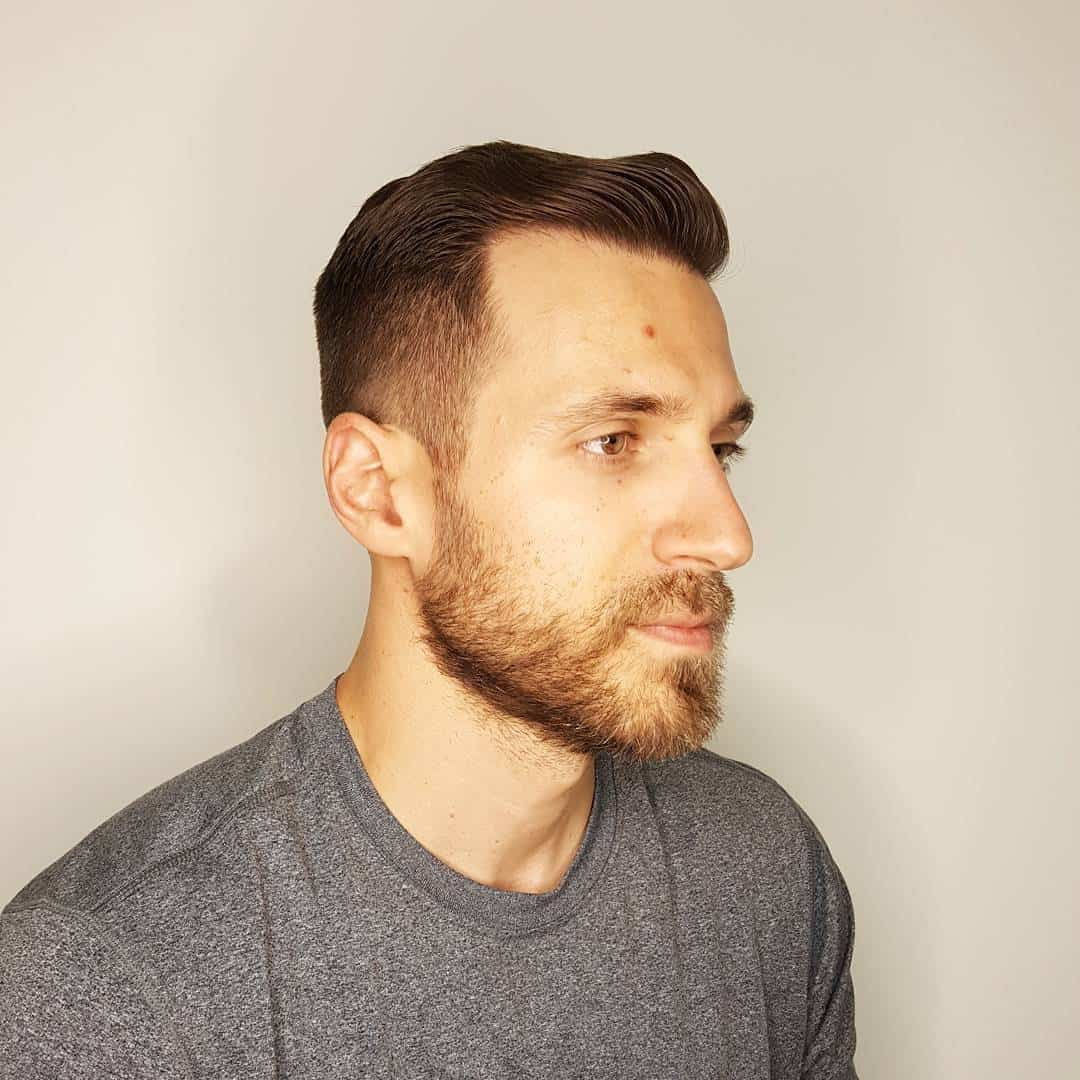 60 Sizzling Tape Up Haircut Ideas Get Your Fade In 2019