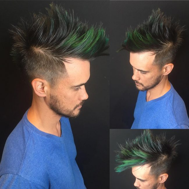 The Green Hawk