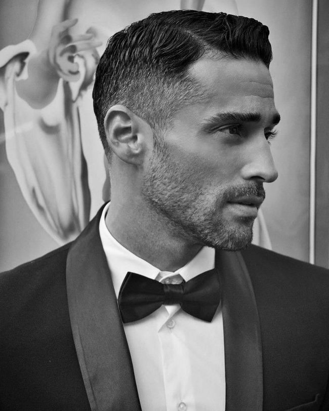 Best Hairstyles Men Classic Looks