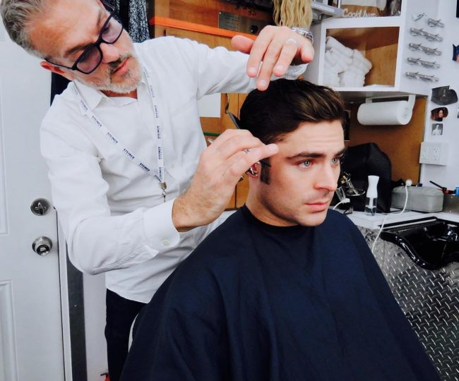 Zac Efron Hairstyles 33