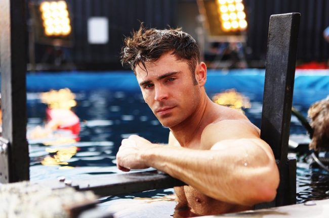 Zac Efron Hairstyles 35