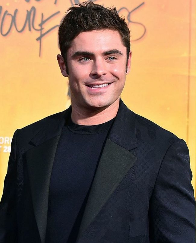 Zac Efron Hairstyles 38