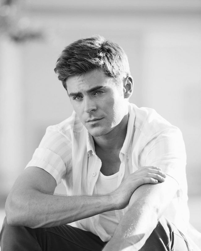 Zac Efron Hairstyles 42