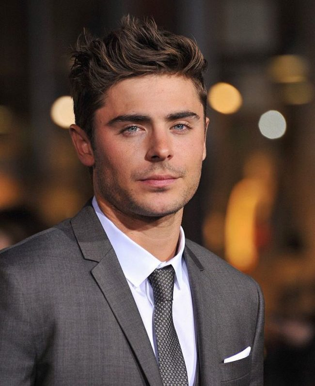Zac Efron Hairstyles 44