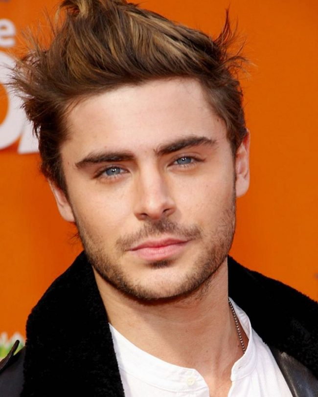 Zac Efron Hairstyles 45