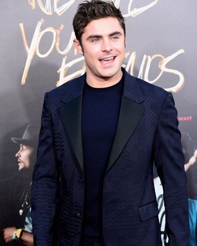 Zac Efron Hairstyles 46