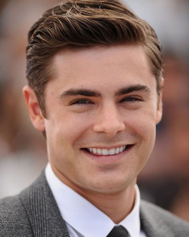 zac efron hair styles seven easy ways to facilitate zac efron hairstyles zac 6439