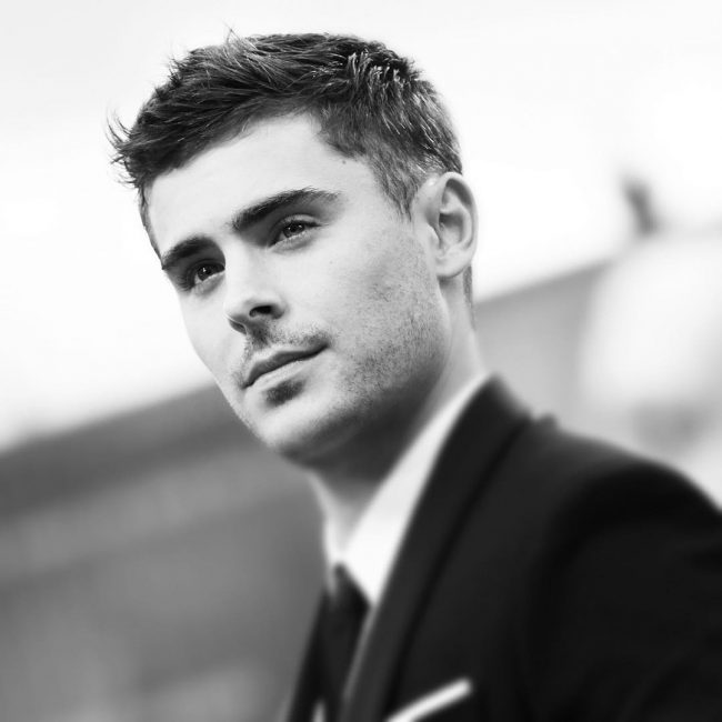 Zac Efron Hairstyles 49