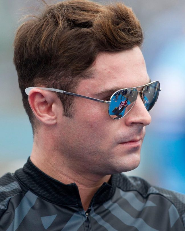 Zac Efron Hairstyles 50