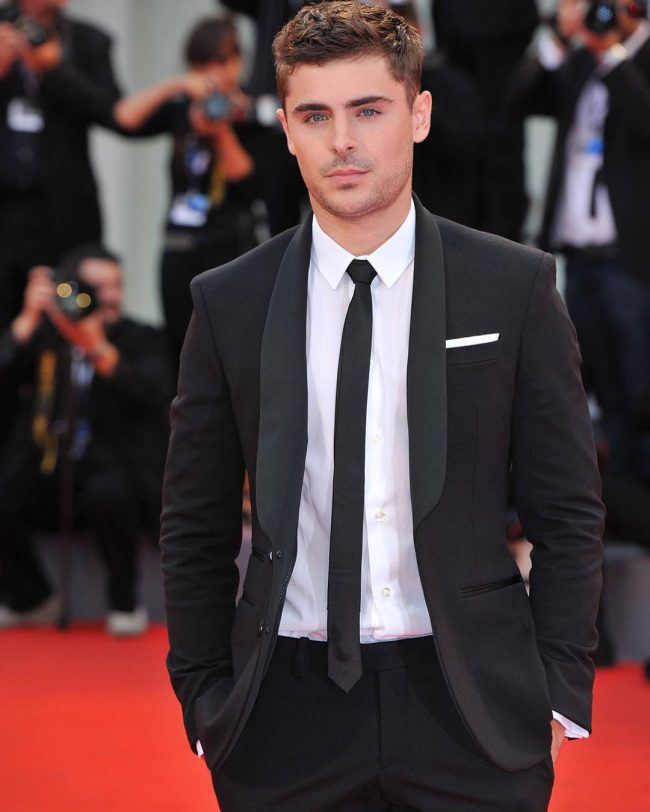 Zac Efron Hairstyles 51