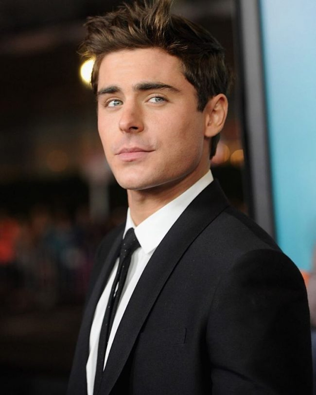 Zac Efron Hairstyles 54