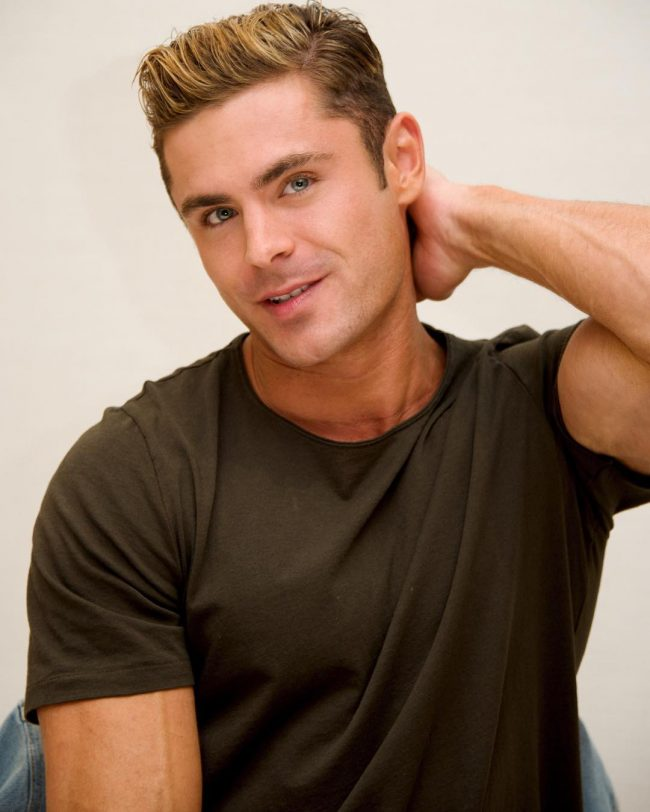 Zac Efron Hairstyles 55