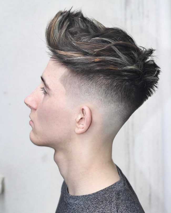 mens hair highlight styles 65 best highlights on hair designs 2018 colors 3579