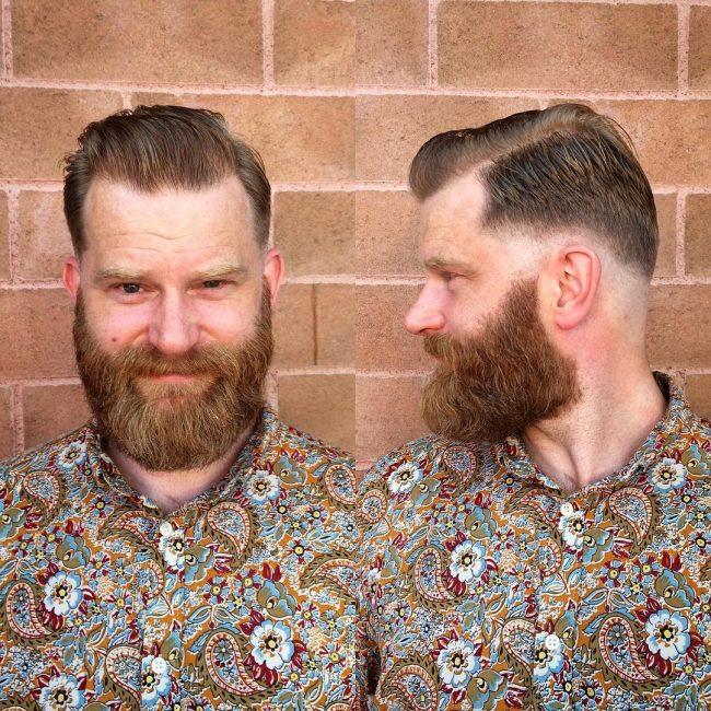 Retro Cut for Thin Hair