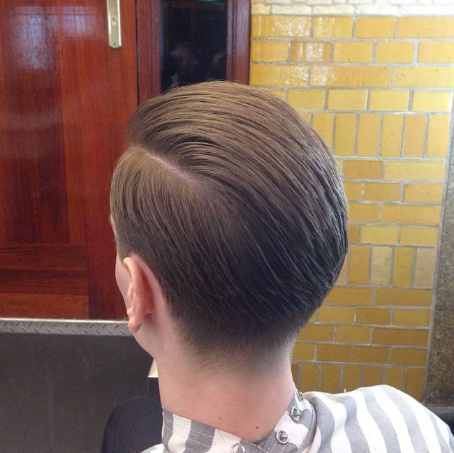 Soft Texture and Natural Taper